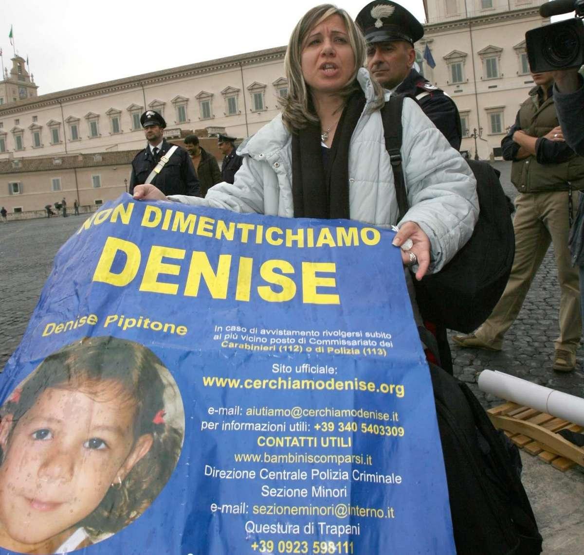 Minori scomparsi, il caso di Denise Pipitone