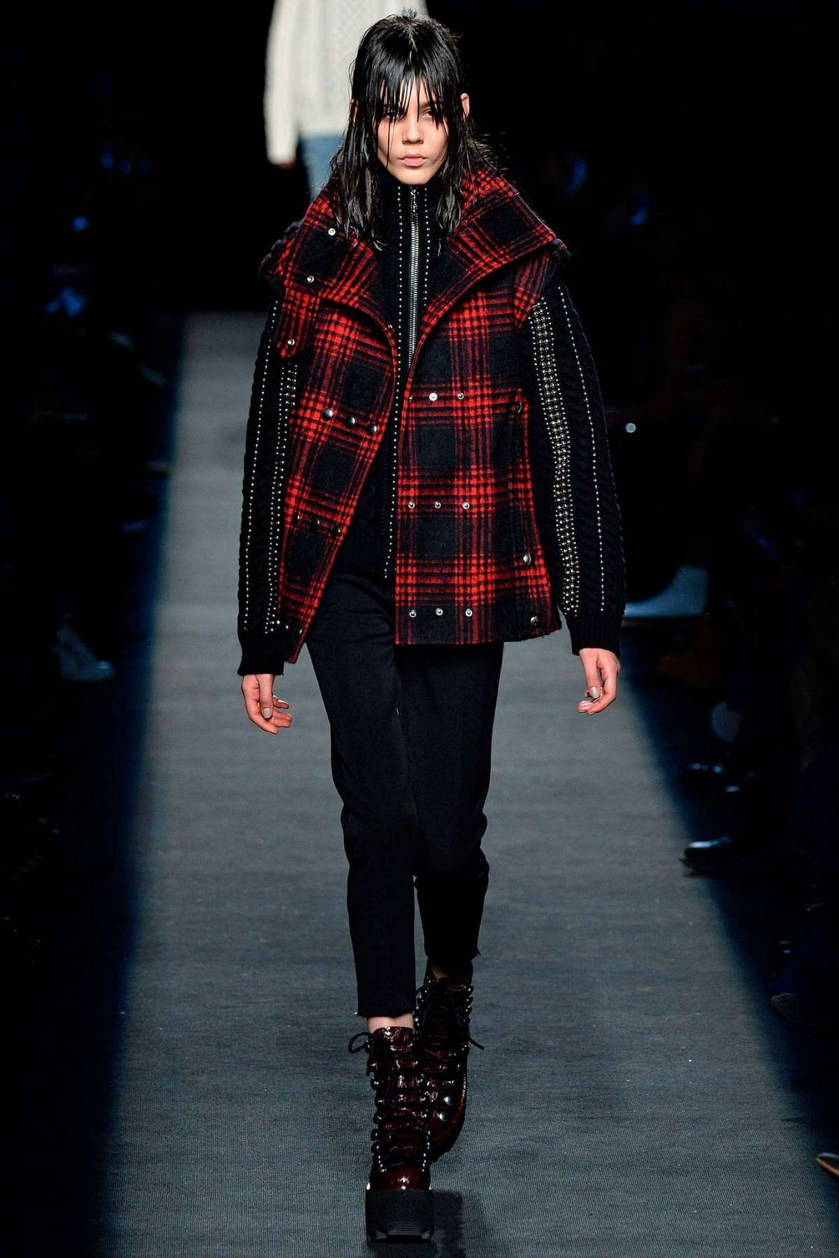 Punk style by Alexander Wang