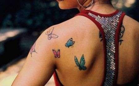 Tatuaggio spalla
