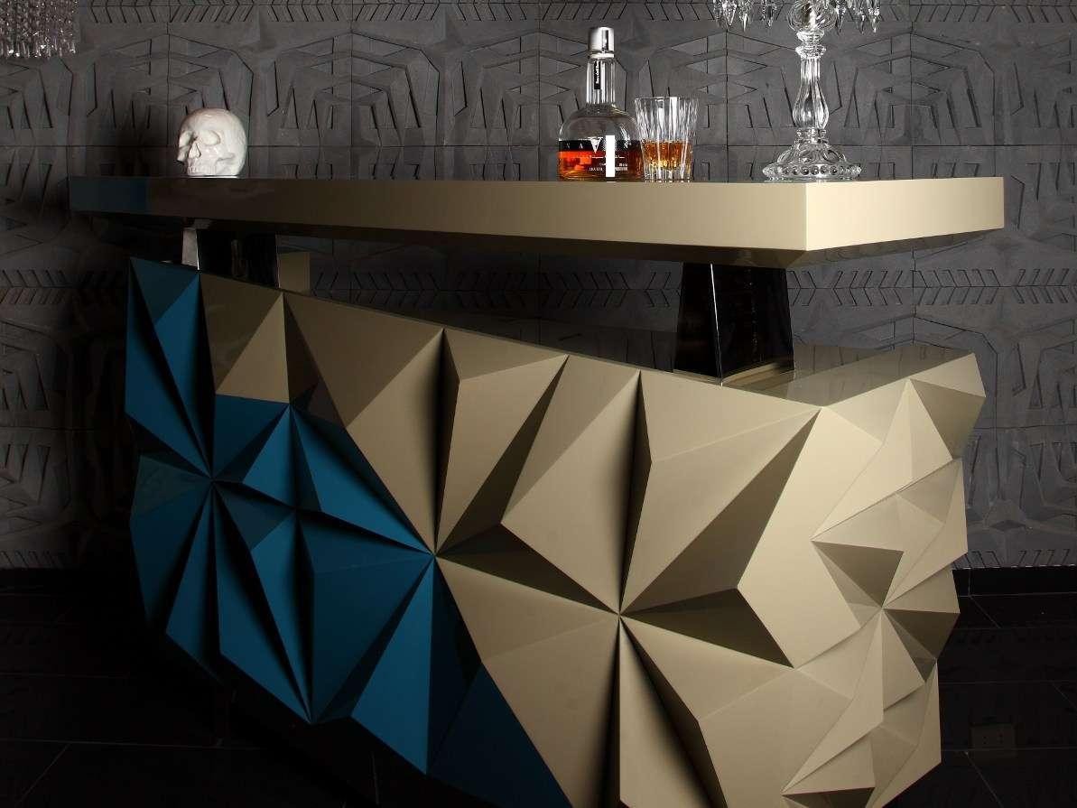 Bancone bar Futuro di Vick Vanlian
