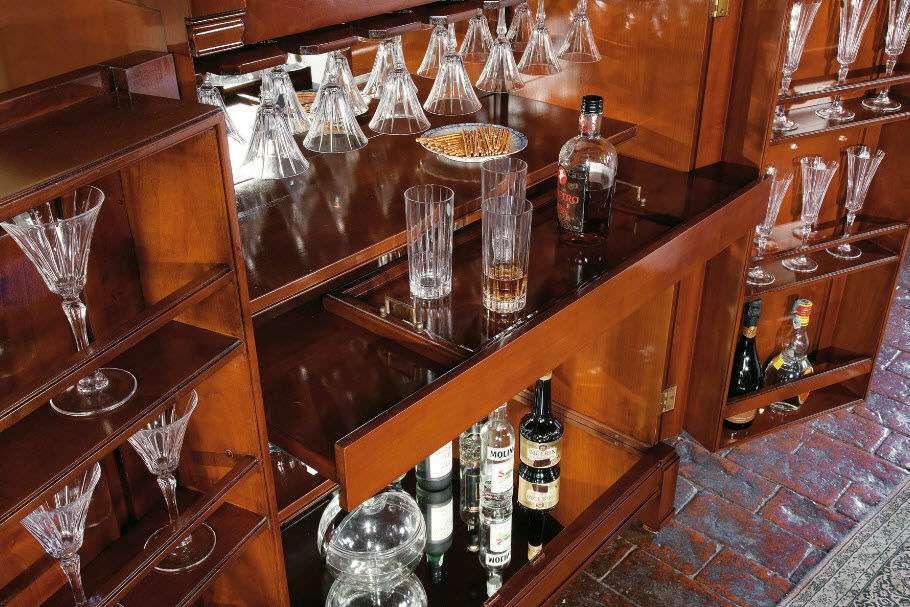 Mobile bar di Arte Antiqua