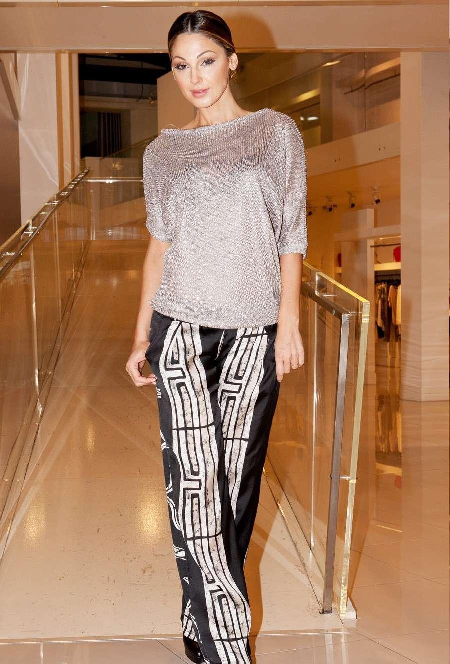 Pantaloni stampati Coconuda