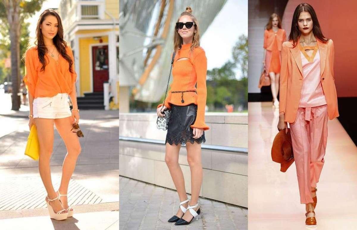 Come abbinare l'arancione