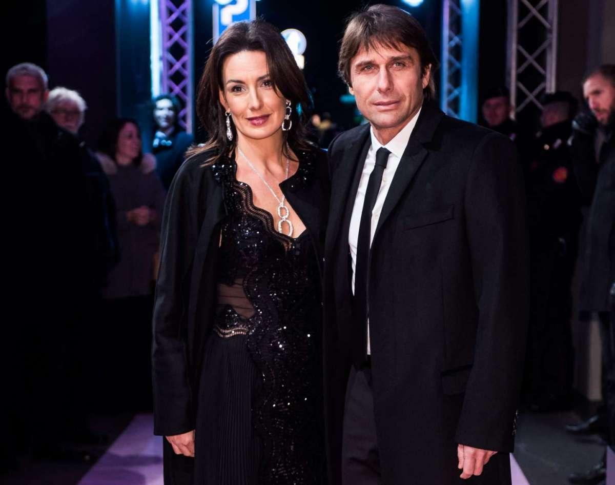 Elisabetta Muscarello e Antonio Conte
