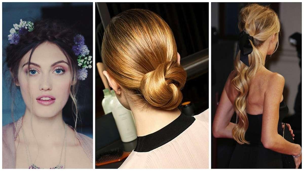Acconciature eleganti capelli lunghi, le più belle
