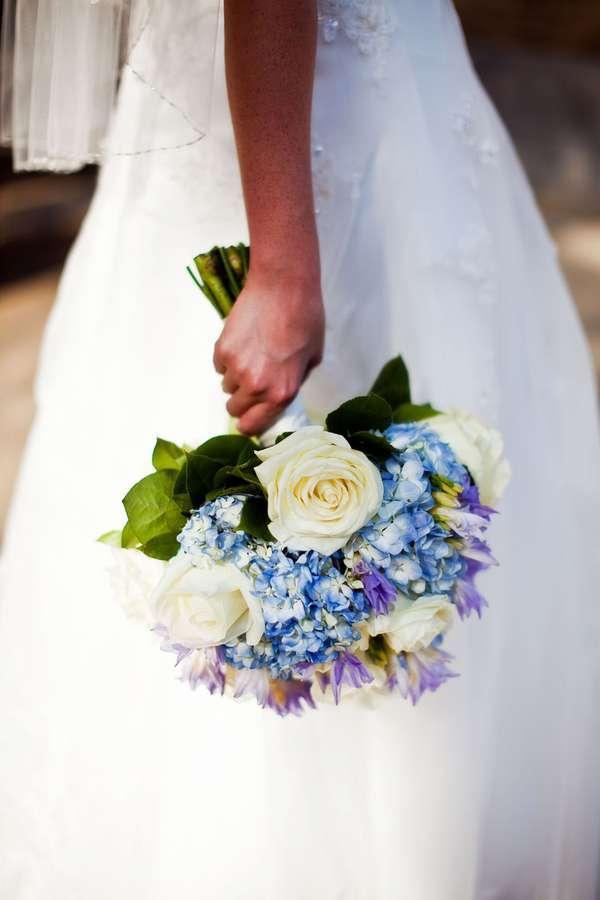 Bouquet a tre colori
