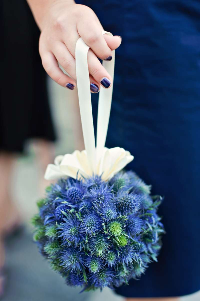 Bouquet da sposa a borsetta