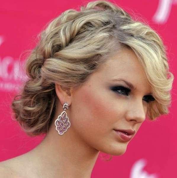 Molto Acconciature eleganti capelli corti XS72