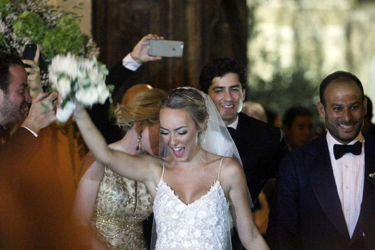 Cristel Carrisi e Davor Luksic si sono sposati a Lecce