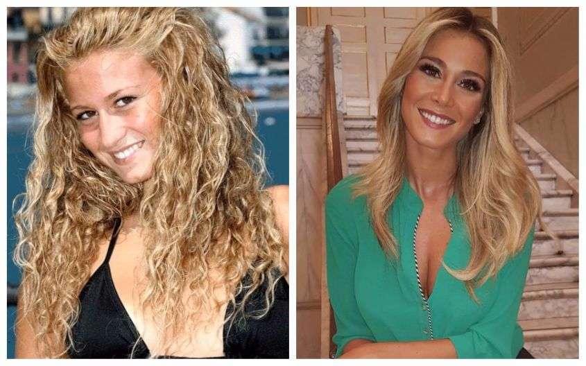 Diletta Leotta, il confronto prima e dopo