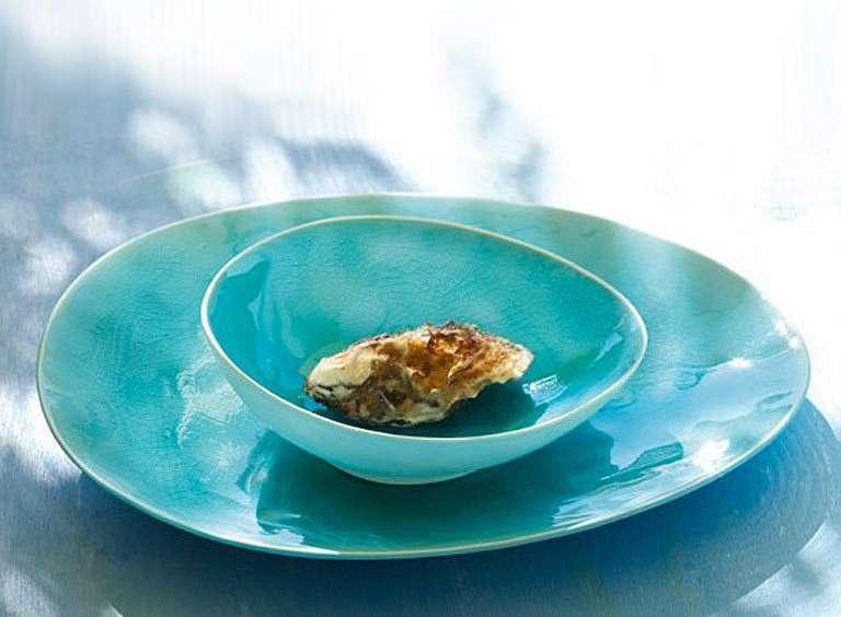 Servizio piatti per la casa al mare