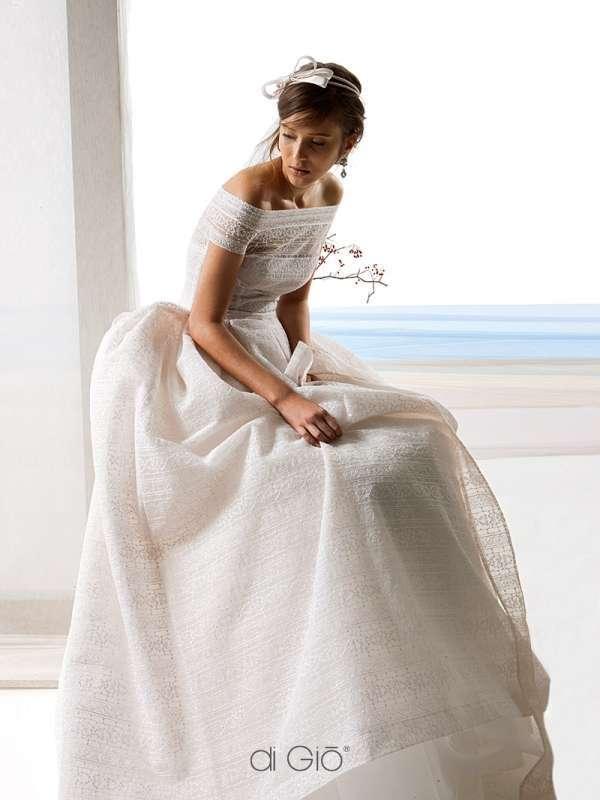 Abito da sposa cipria Le Spose Di Giò