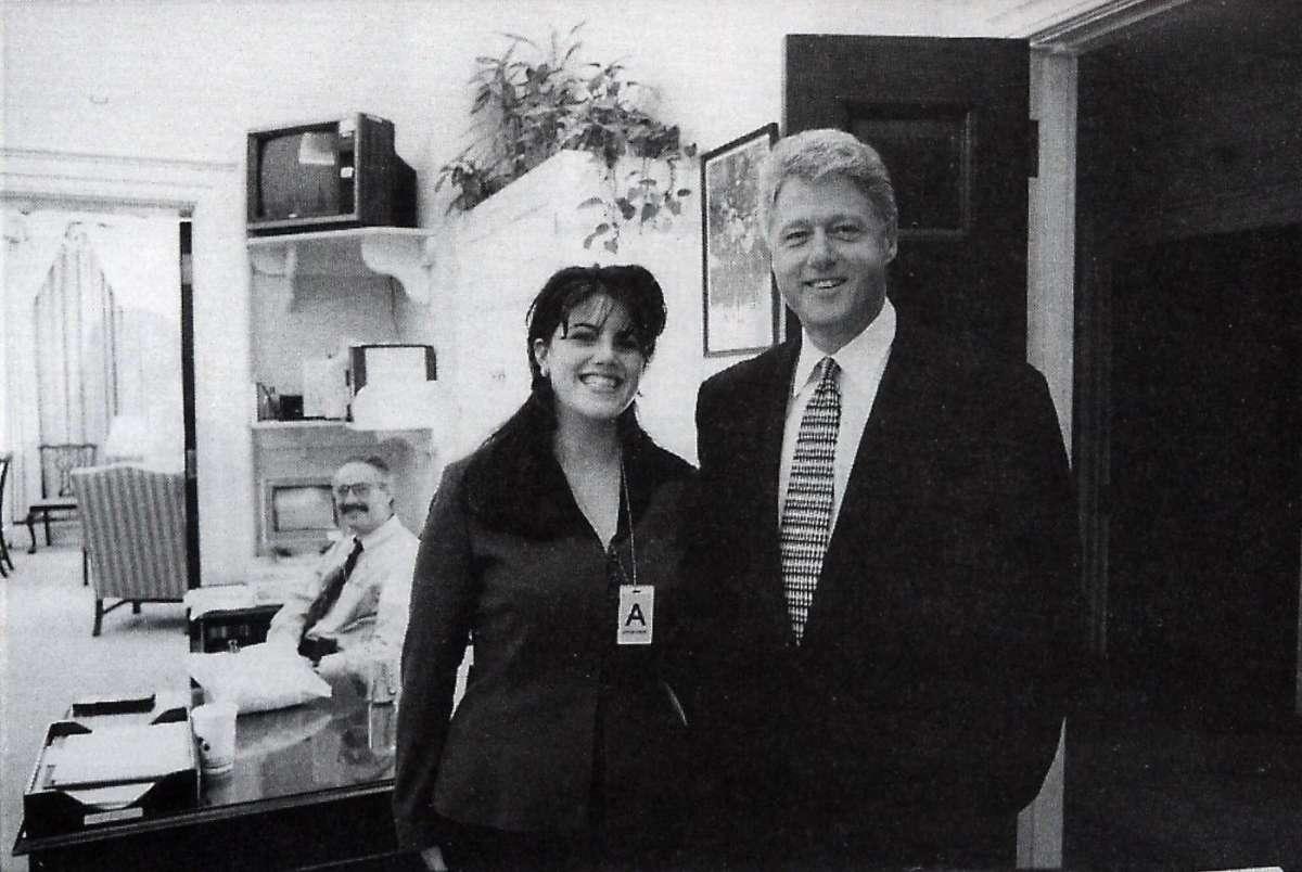 Bill Clinton e Monica Lewinsky