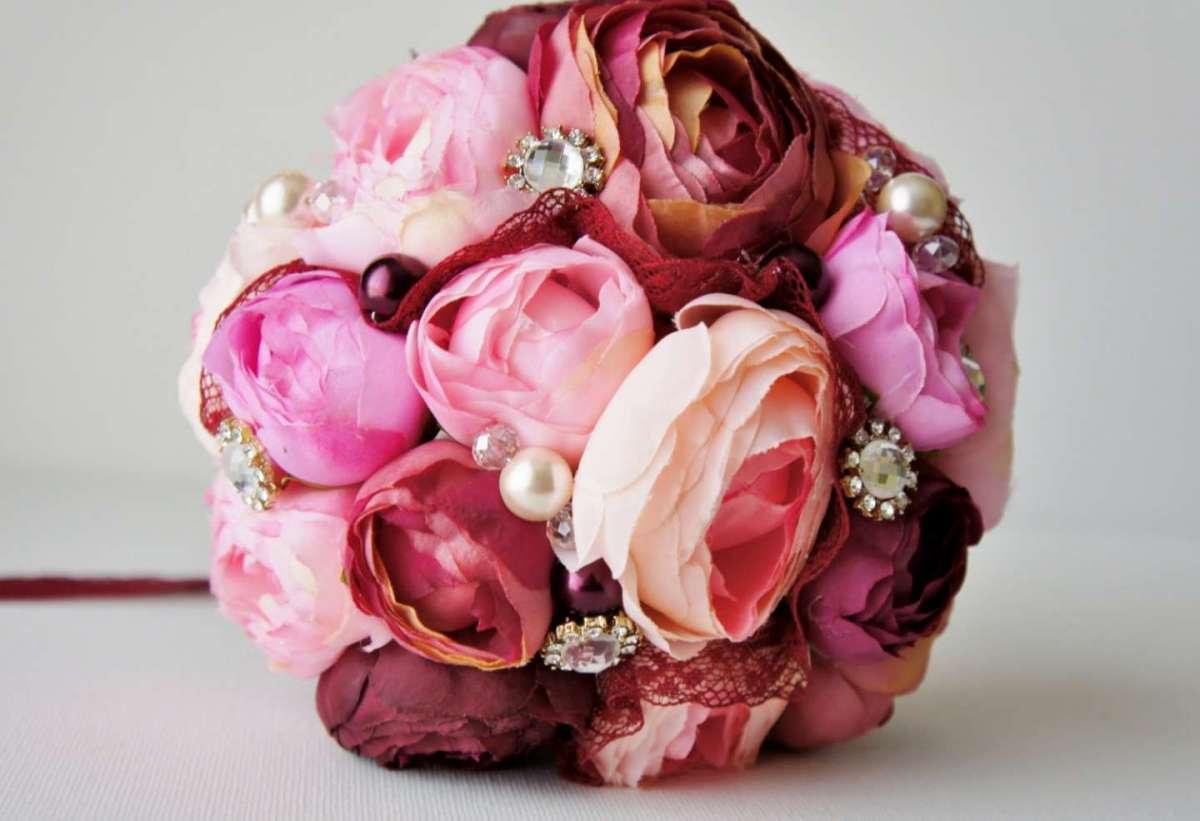 Bouquet romantico per le nozze
