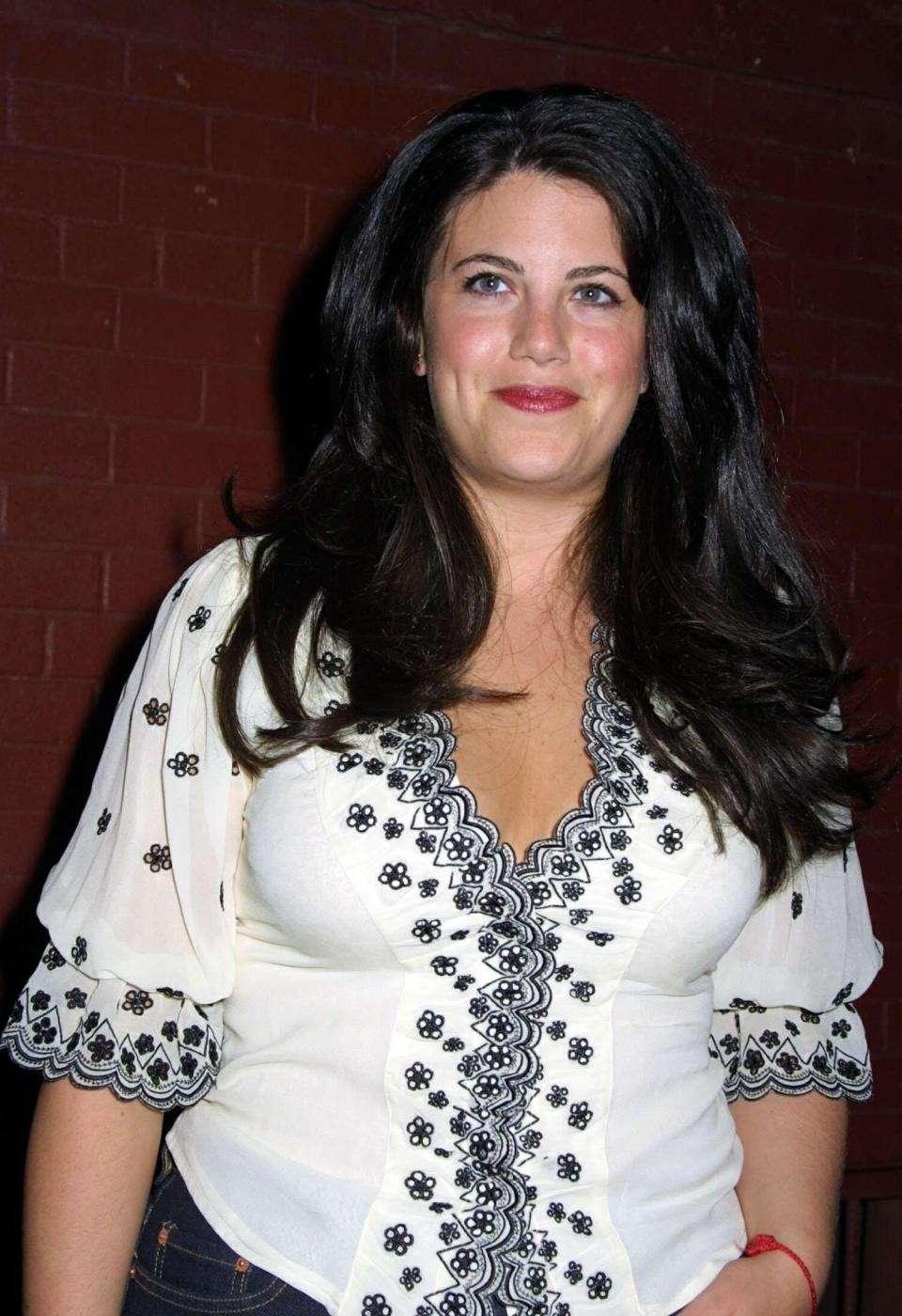 Il sorriso di Monica Lewinsky