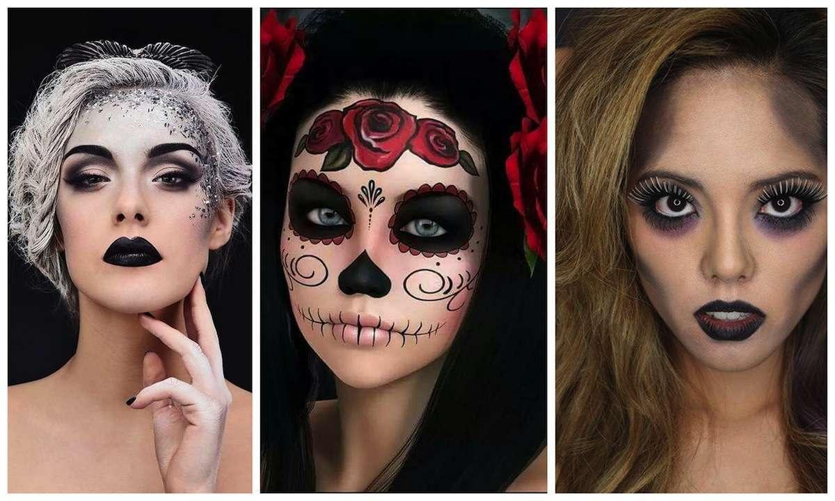 Make up Halloween semplice, le idee più glam
