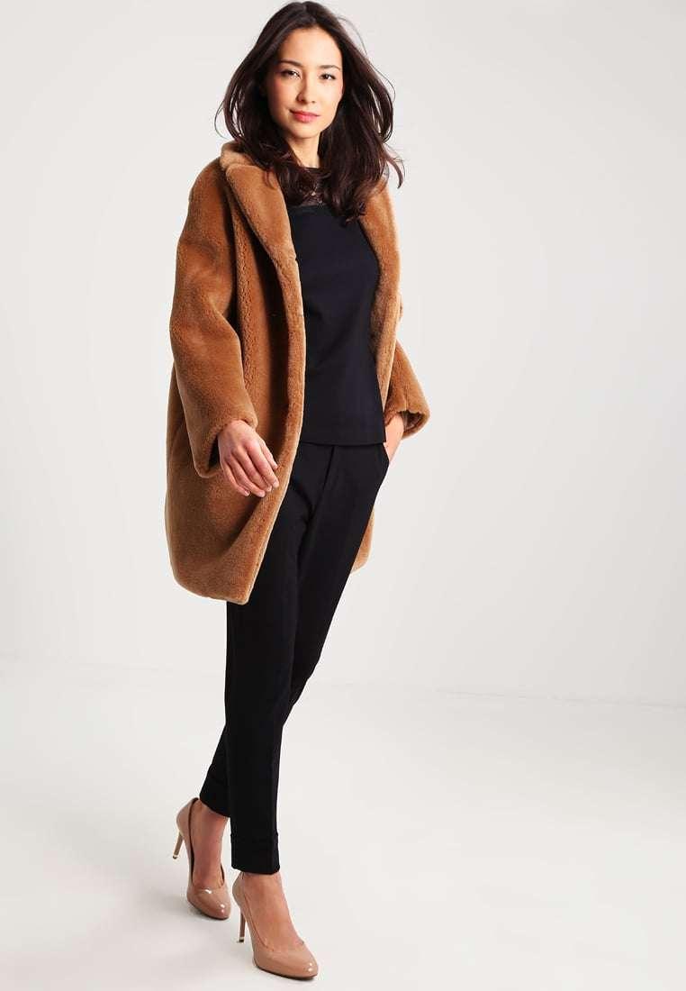 Cappotto cammello in lana Max Mara