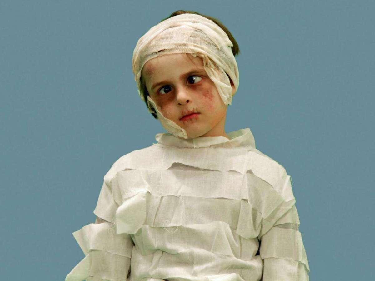 Costume da mummia