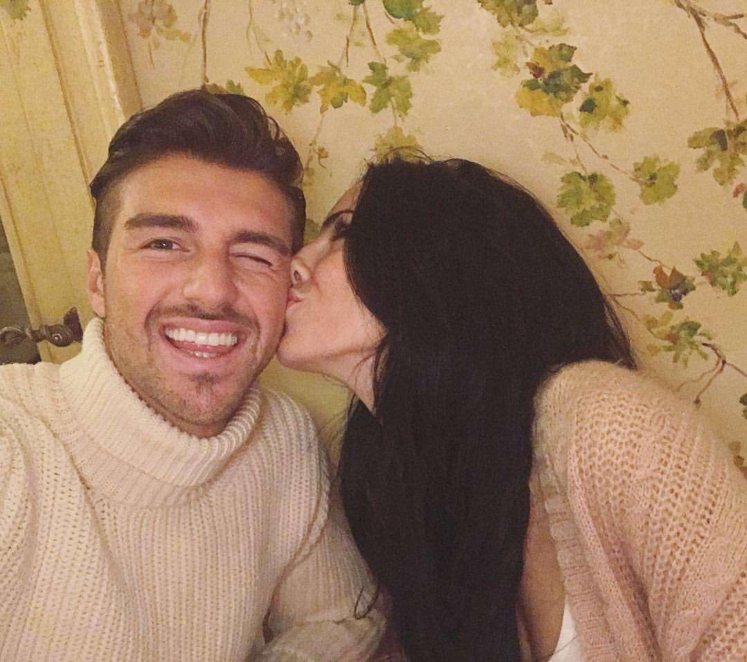 Giulia De Lellis bacia Andrea Damante