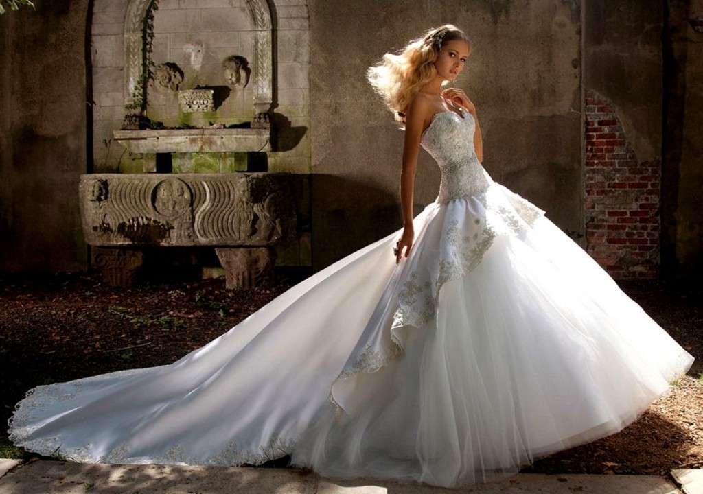 La sposa come in una fiaba