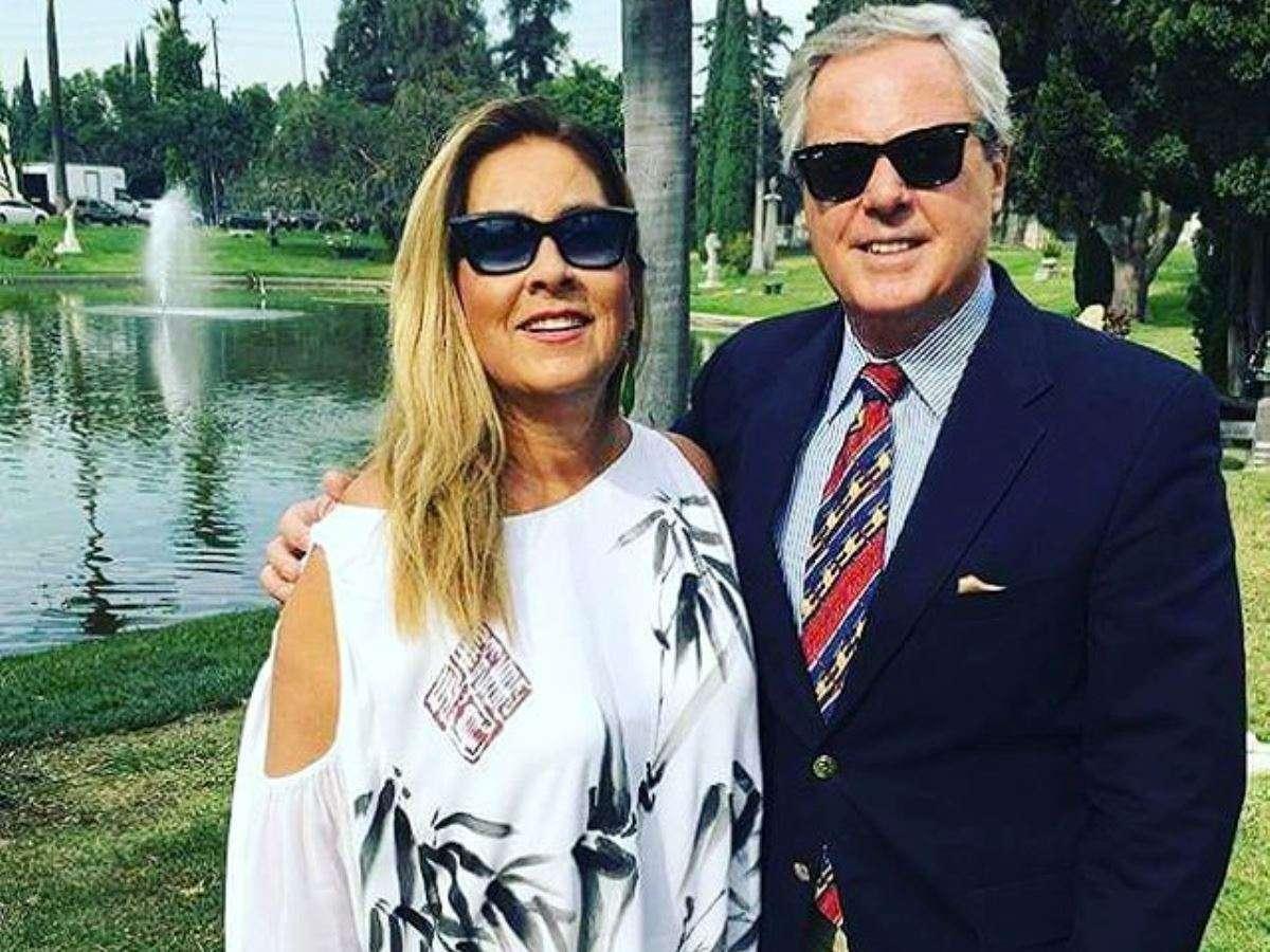 Romina Power e Brian Sweeney