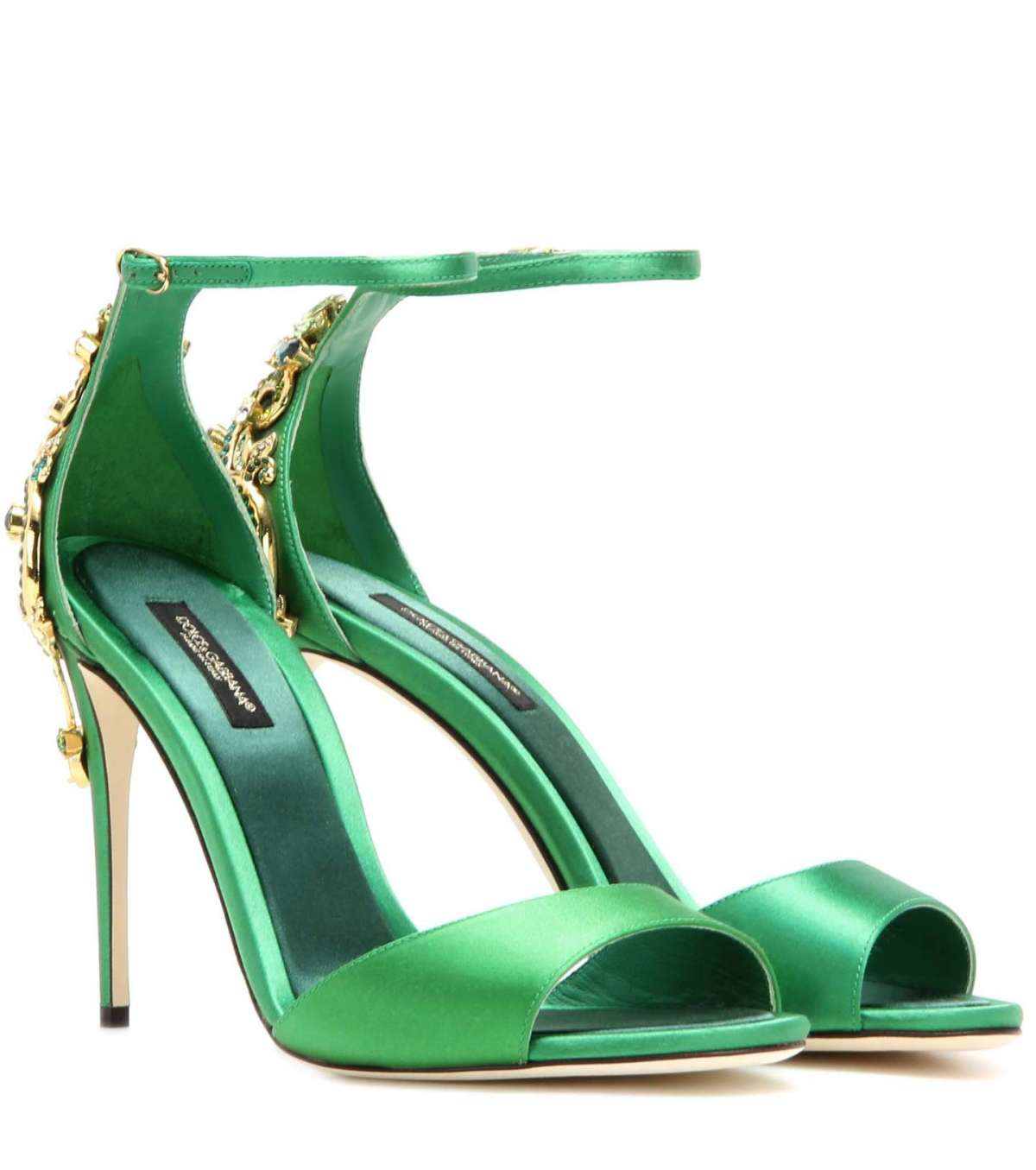 Sandali gioiello Dolce & Gabbana