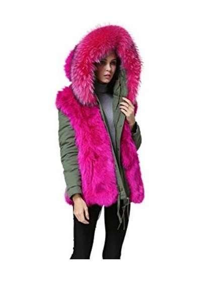 Parka Fur Story
