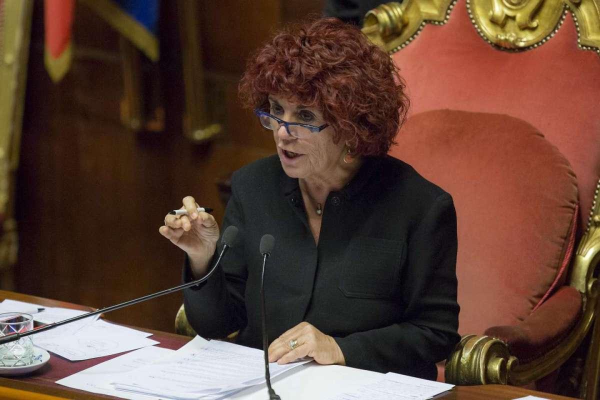 Valeria Fedeli al posto di Stefania Giannini