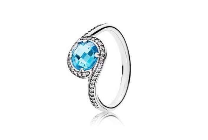 anelli pandora donna con pietra