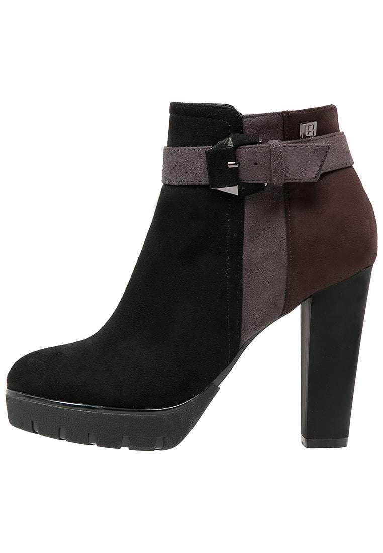 Ankle boots con plateau Laura Biagiotti