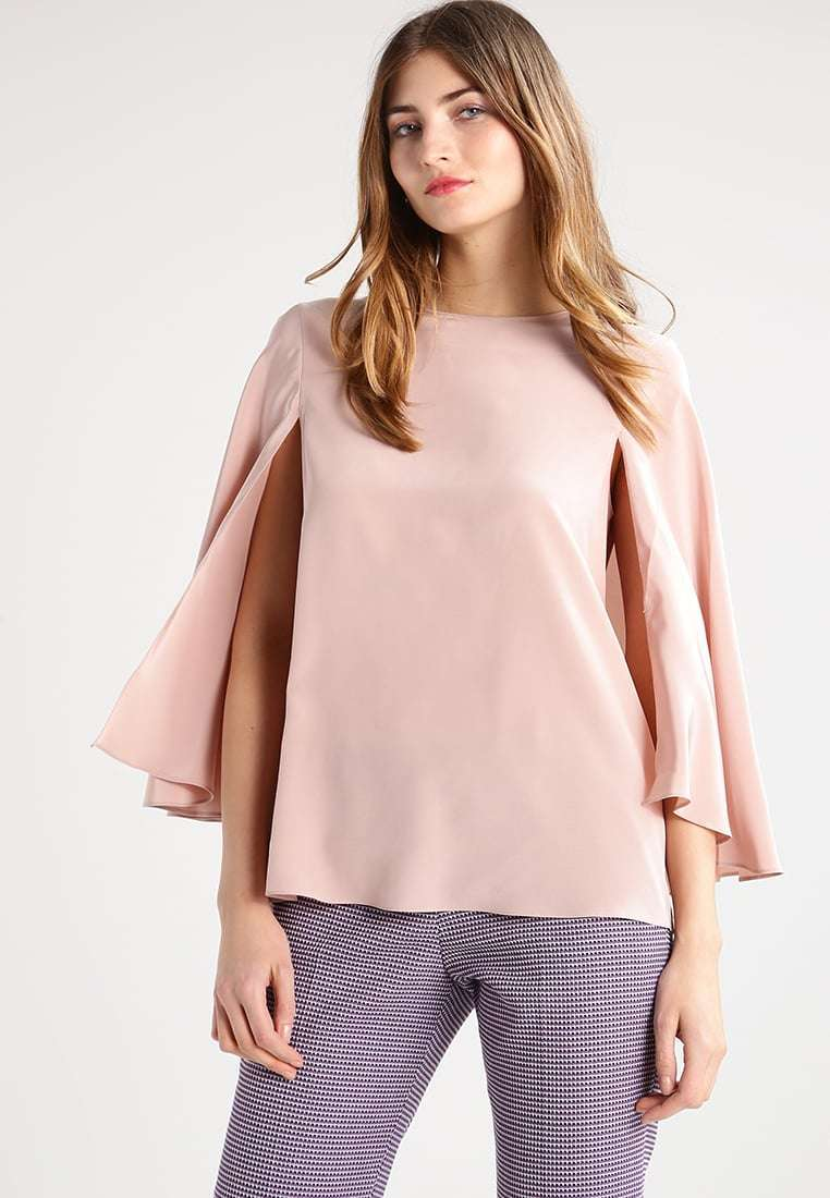 Camicia rosa Tibi