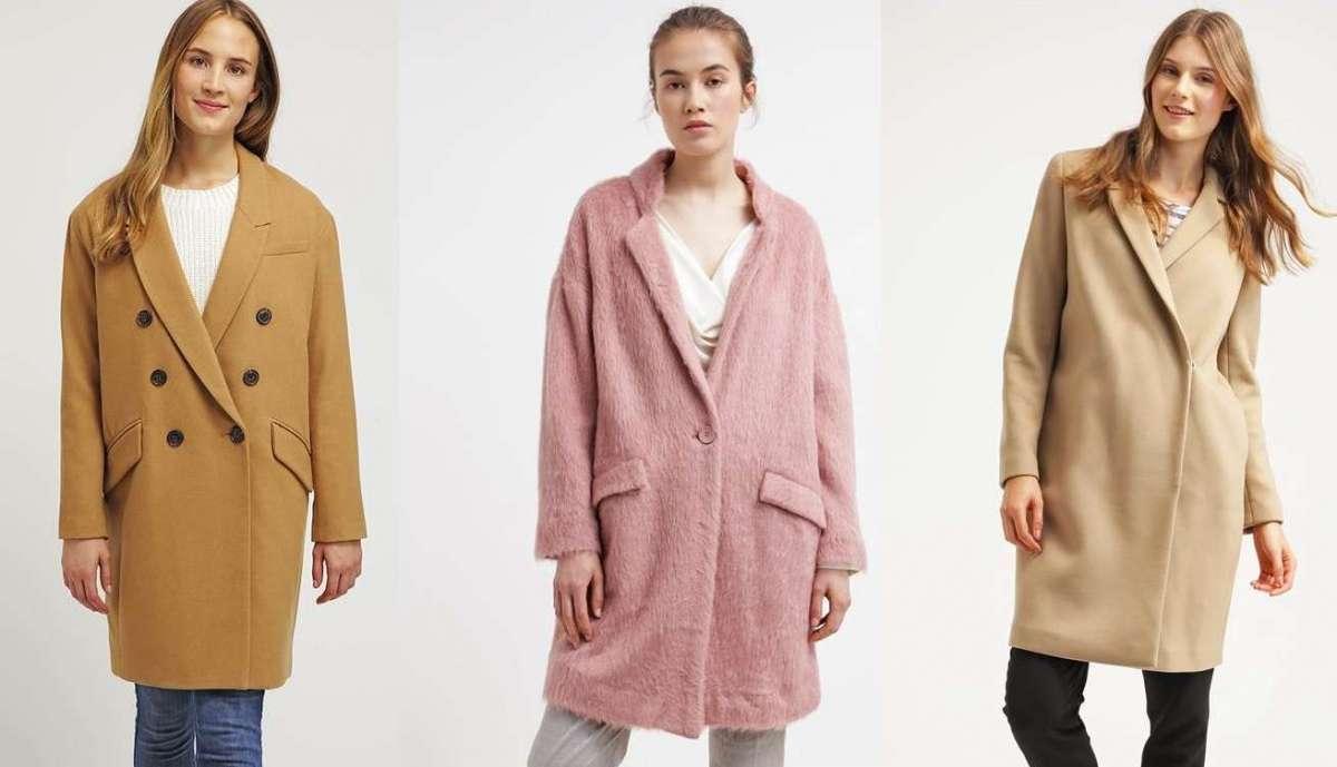 Cappotti oversize per l'inverno