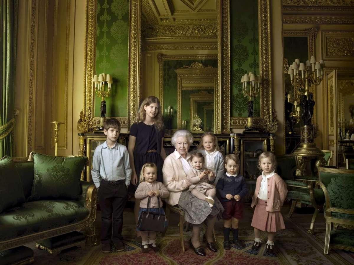 I 90 anni della regina Elisabetta