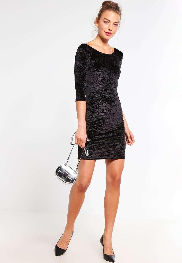 Minidress nero Even & Odd
