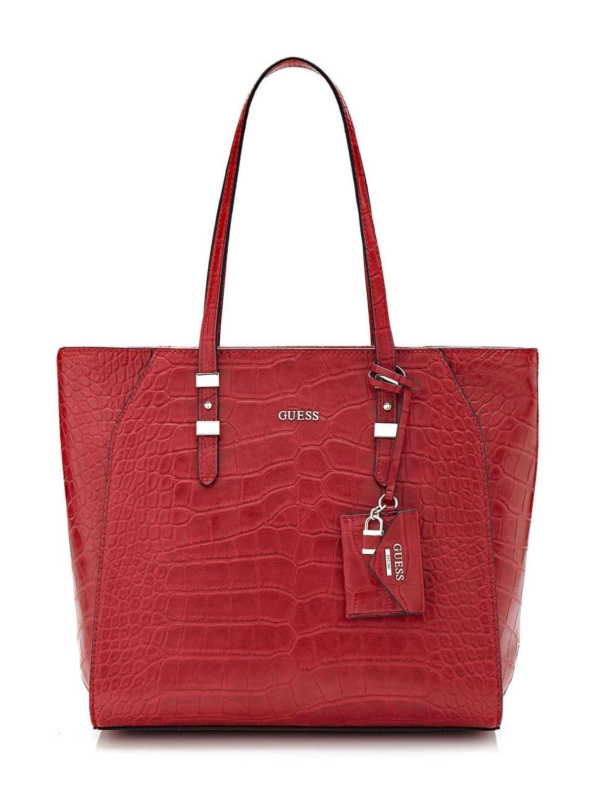 Shopper rossa Guess