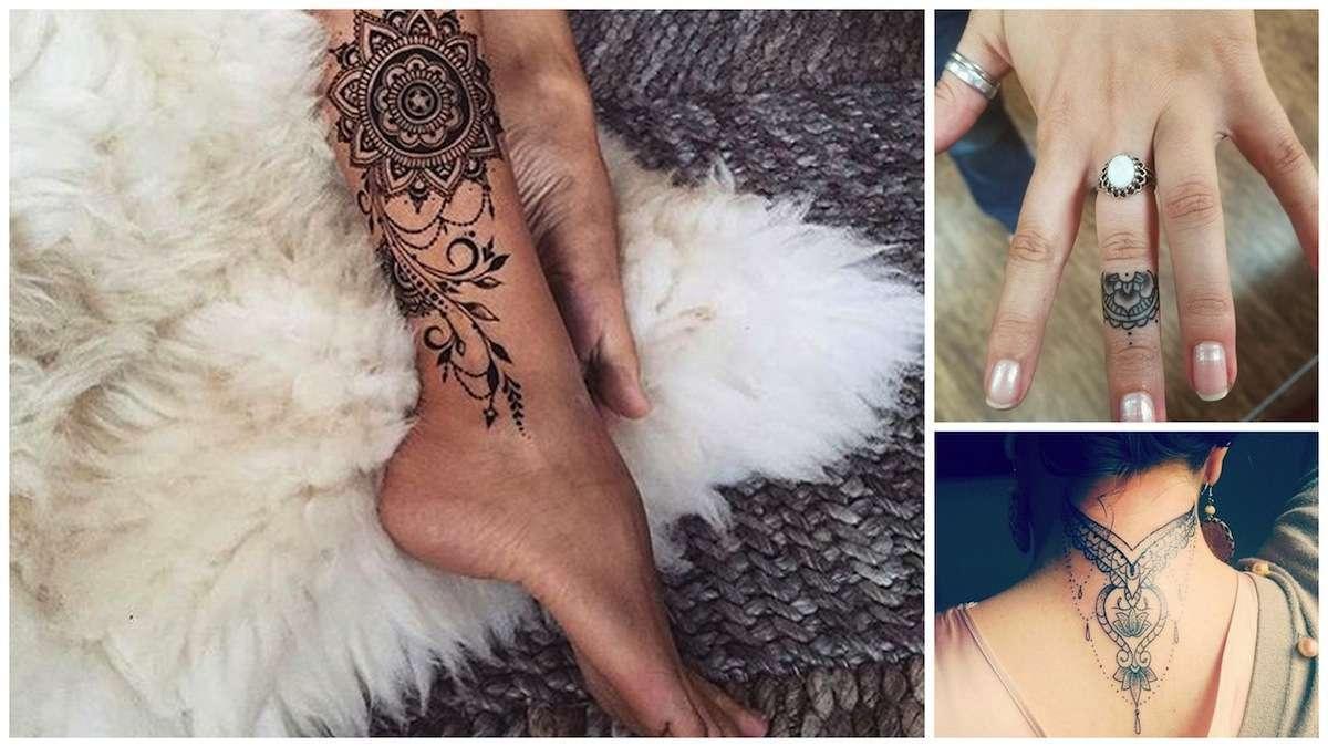 Tatuaggi mandala, i più belli