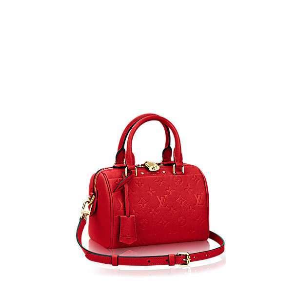 Borsa a bauletto Speedy Louis Vuitton