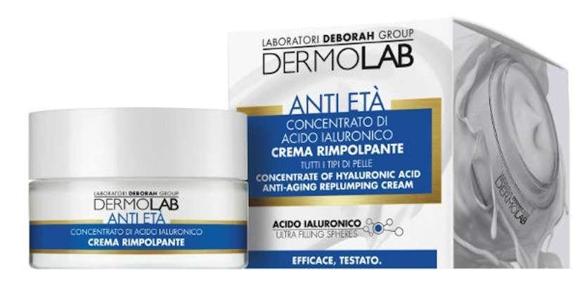 Crema antirughe Dermolab