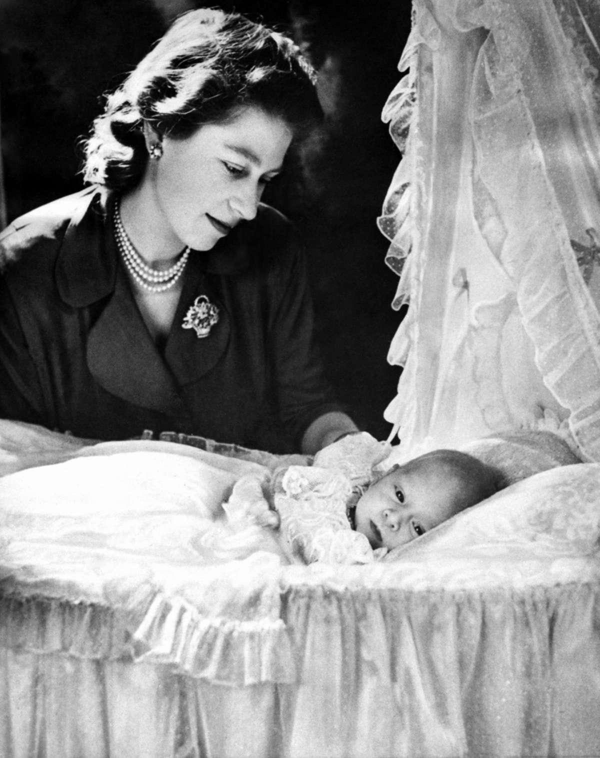 Il primogenito è  il principe Carlo