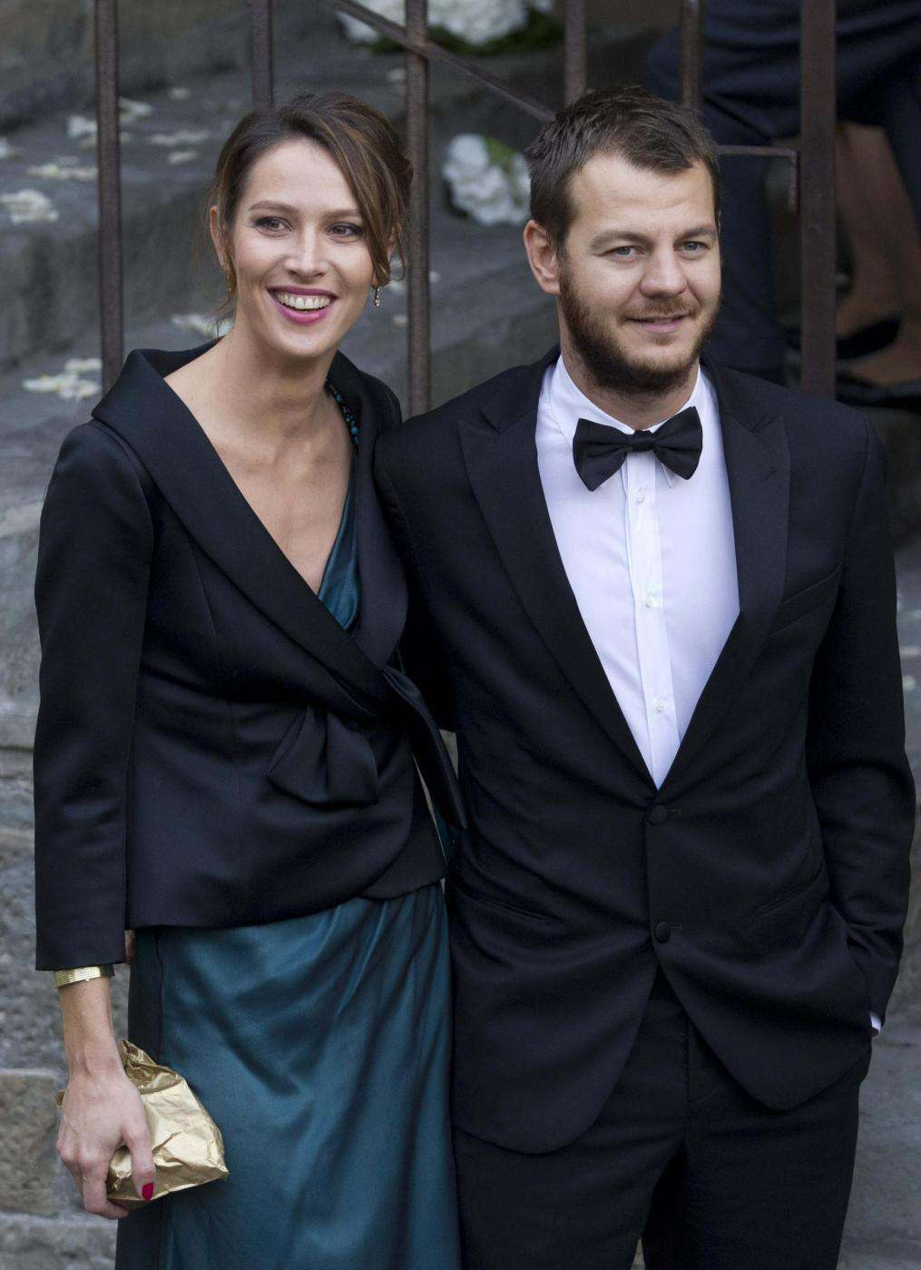 Ludovica Sauer e Alessandro Cattelan