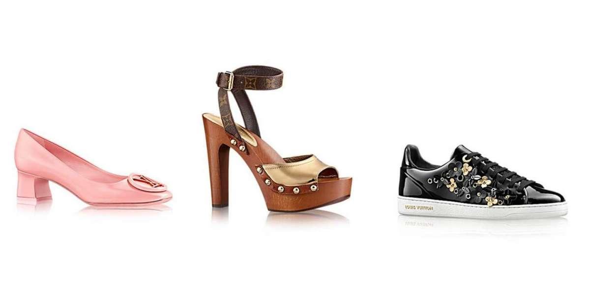 Scarpe donna Louis Vuitton Primavera Estate 2017