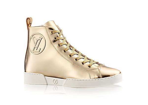 Sneakers oro