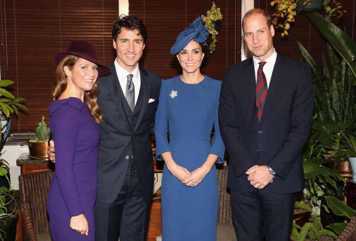 Visita dei reali d'Inghilterra in Canada