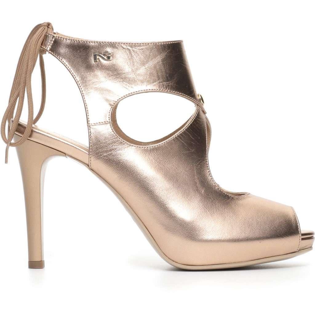 Ankle boot laminati