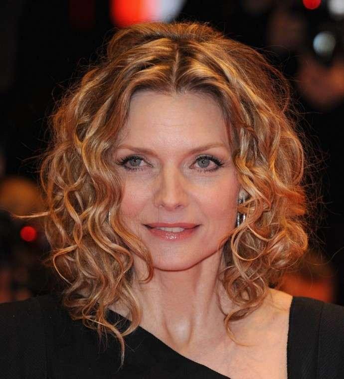 Capelli ricci per Michelle Pfeiffer