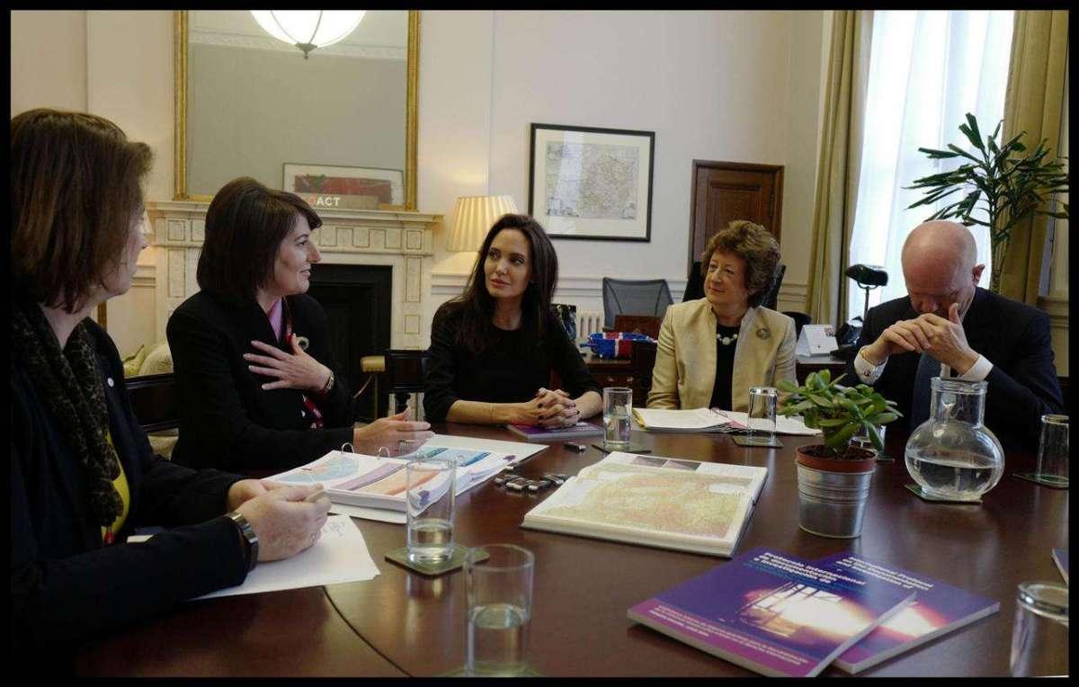 I visiting Professor: non solo Angelina Jolie
