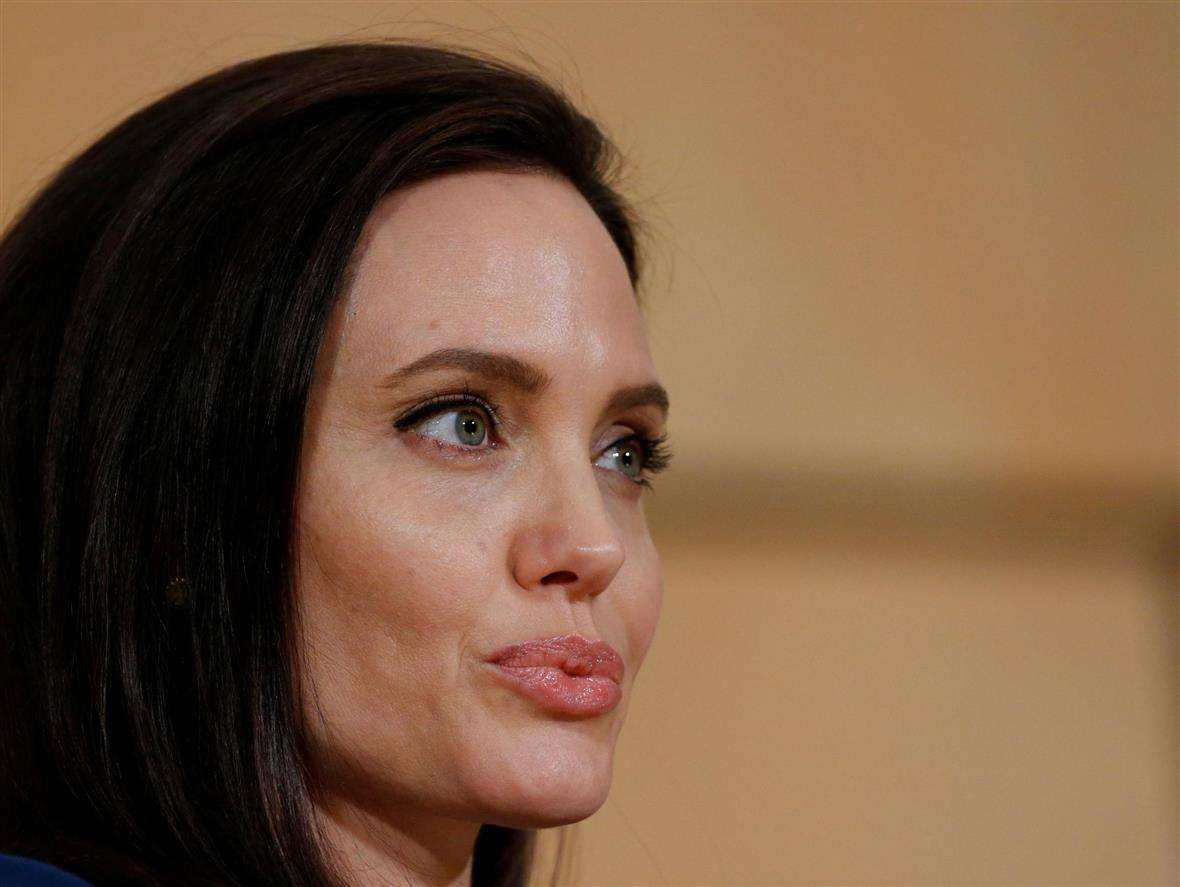 L'impegno di Angelina