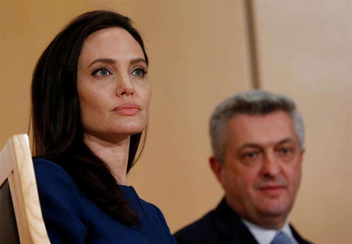 La Jolie è stata coinvolta per il suo impegno sulla tematica