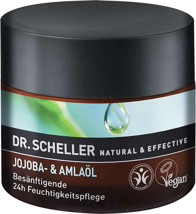 Crema idratante intensiva jojoba Dr Scheller