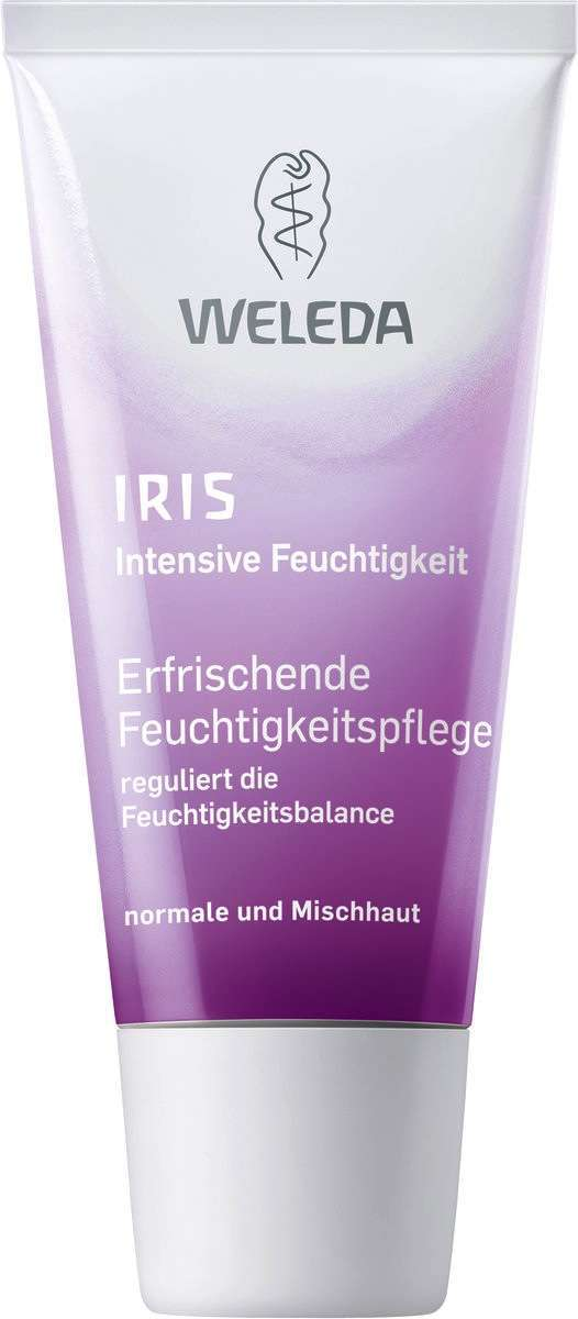 Crema idratante Iris Weleda